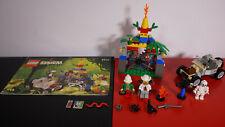 Set Lego Adventurers 5936 - Spider's secret, 100% complet, notice, très bon état