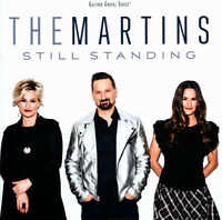 The Martins • Still Standing CD 2018 Gaither Music Group •• NEW ••