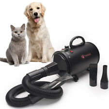 Portable Pet Hair Dryer Grooming Dogs Cats AC110V/220V Animals Heater Hand-held