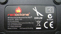 Guitar Hero Wireless Drum Dongle Receiver PS3 Playstation 3 Sony USB RedOctane