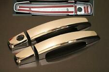 Holden Commodore VE UTE SS SV6 Chrome Door Handle Covers Tripple Mirror Chromed