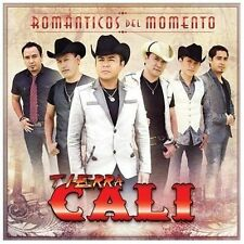 Romanticos del Momento by Tierra Cali (CD, Oct-2013) Case Cracked