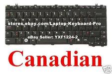 Toshiba Satellite Pro U400 U405 U405D Portege M800 M805 Keyboard - Canadian CA