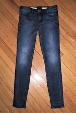 Anthropologie Pilcro And The Letterpress High-Rise Skinny Stretch Jeans 26 EUC