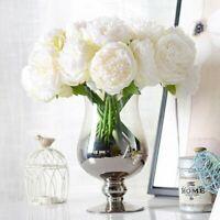 Simulation Blume Hand binden fuenf Pfingstrose Dekoration gefaelschte Blume X1L1