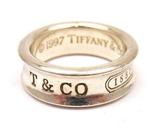 Tiffany & Co. Ring aus Edelmetall ohne Steine
