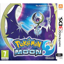 EUROPEAN Unlocked Pokemon Moon - All 802! Over 966 Total, Max Items PAL AUS