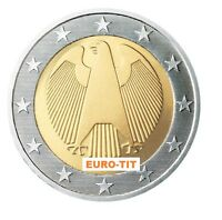 2 EURO    ALLEMAGNE    2006   A    PIECE    SUPERBE     RARE      disponible