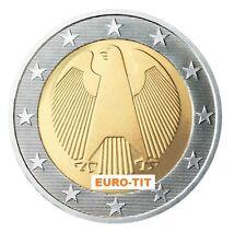 2 EURO    ALLEMAGNE    2006   D    PIECE    SUPERBE     RARE      disponible