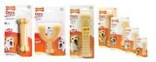 Nylabone Dog Puppy Dura Chew Plus Bone Toy Wishbone Textured Small to Large