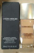 LAURA MERCIER Flawless Lumière Radiance-Perfecting Foundation COLOR: 3N2 Honey