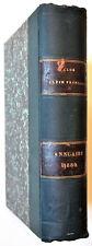 ANNUAIRE DU CLUB ALPIN FRANCAIS - n° 7, 1879. Revue La Montagne