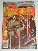 Ragman #1 - September 1976 - NM- 9.2  KEY 1st Issue - Origin of Ragman NEar Mint