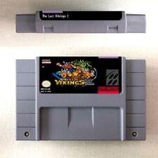 The Lost Vikings 2 Super Nintendo SNES USA