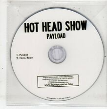 (ET809) Hot Head Show, Payload - 2011 DJ CD