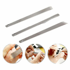 3Pcs Stainless Steel Nail Toe Pedicure Knife Tools For Ingrown Callus Cuticle