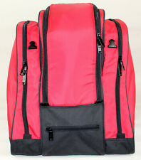 ***DELUXE SKI BOOT BAG  - RED***
