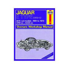Jaguar Paper 1961 Car Service & Repair Manuals
