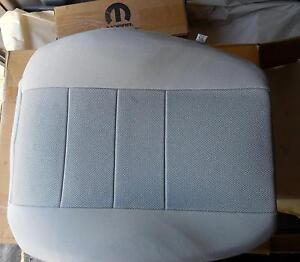 ✔ NEW OEM DODGE GRAND CARAVAN RIGHT FRONT SEAT BACK GRAY J7 1JA841S3AA