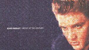 Artist of the Century by Elvis Presley (CD, Jul-1999, 3 Discs, RCA) Box Set