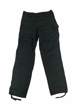 More details for used crye precision g3 black field pant ripstop tactical cargo trousers cptrs01a
