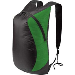 GREEN --Sea To Summit Ultra-Sil Daypack Ultralight 68g Pack Rucksack Travel 20lt