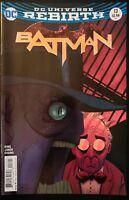 BATMAN #13 Variant (2017 Rebirth DC Comics) ~ VF/NM Comic Book