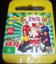 The Wiggles Go Santa Go ABC Kids Christmas (Aust Region 4) DVD - New Sealed