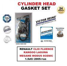 Set Joint de culasse pour CLIO FLUENCE KANGOO LAGUNA MODUS SCENIC 1.5dCi 2005- >
