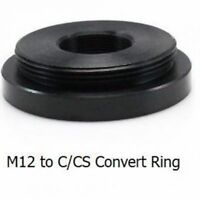 C or CS to M12 Lens Converter/Adapter Ring CS Camera to M12 Board Lens UK Seller