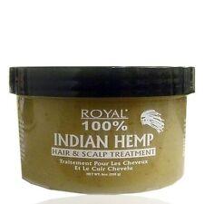 Royal 100% Indian Hemp Hair and Scalp Treatment 227g