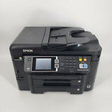 Epson WorkForce WF-3640 All-in-OneColor Inkjet Printer Copier Scanner