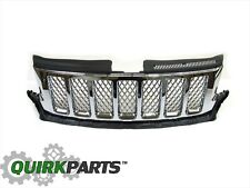 2011 2013 Jeep Grand Cherokee Chrome Grille Summit Edition MOPAR GENUINE OEM NEW