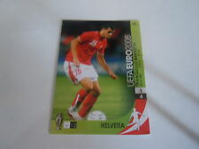 Carte panini - Euro 2008 - Autriche Suisse - N°133 - T. Barnetta - Suisse