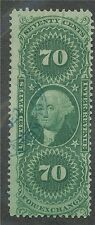 R65c partial stamped blue  cancel...........................160958