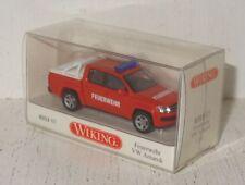D773 Wiking 0311 03 Volkswagen VW Amarok Feuerwehr 1:87 in OVP