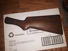 Winchester Model 1897 97 Trench Gun Riot Gun Shotgun Butt Stock