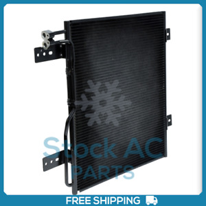 New A/C Condenser for Ford F650,F750/ International 3200,4200,LP,4300,LP..