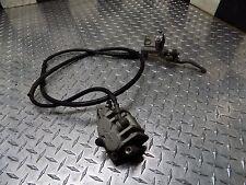 1999 99 yz400f yz400 f yz 400 front brake caliper master cylinder line perch