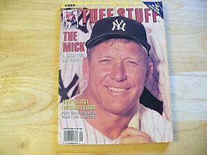 Tuff Stuff Magazine - September 1994 - Mickey Mantle (#1) - VINTAGE