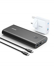 Anker Power Bank, PowerCore+ 26800 PD 45W with 60W PD Charger, Power Delivery