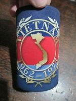 Vietnam War 1962-1975 Memorial Crest  Australian Stubby Holder Commemorative