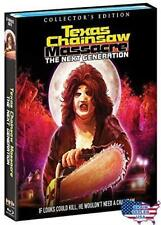 The Texas Chainsaw Massacre: The Next Generation (Blu-ray Disc, 2018)