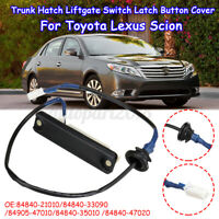 Rear Back Door Trunk Opener Switch Button For Lexus Scion Toyota #8484068010