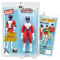 DC Comics Teen Titans Mego Style Beast Boy Action Figure (Purple Variant)