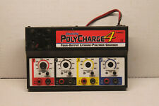 ELECTRIFLY POLYCHARGE 4 FOUR-OUTPUT LITHIUM-POLYMER CHARGER - GPMM3015