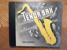 "SAVOY 4-10"" 78 RECORD SET 500/TENOR SAX/COLEMAN HAWKINS/BYAS/LESTE YOUNG/WEBSTER"
