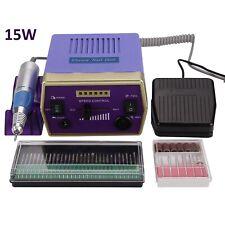 30000RPM Electric Nail Drill File Manicure Pedicure Machine Tool Professional