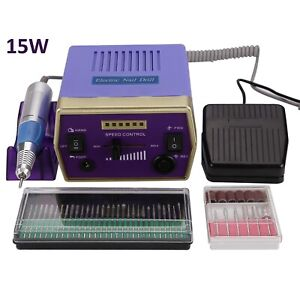 30000RPM Electric Nail Drill File Manicure Pedicure Machine Tool Professional