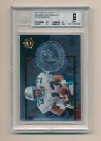 1997 Pinnacle Mint Silver Team Pinnacle #7 Dan Marino BGS 9